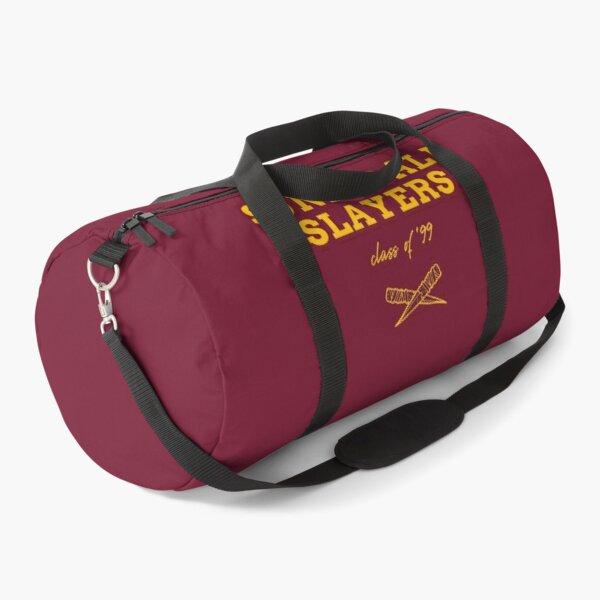 Sunnydale Slayers Badge BTVS Duffle Bag