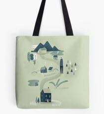 The Village Tote Bag