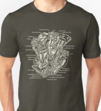 Detroit POWER! (army) T-Shirt