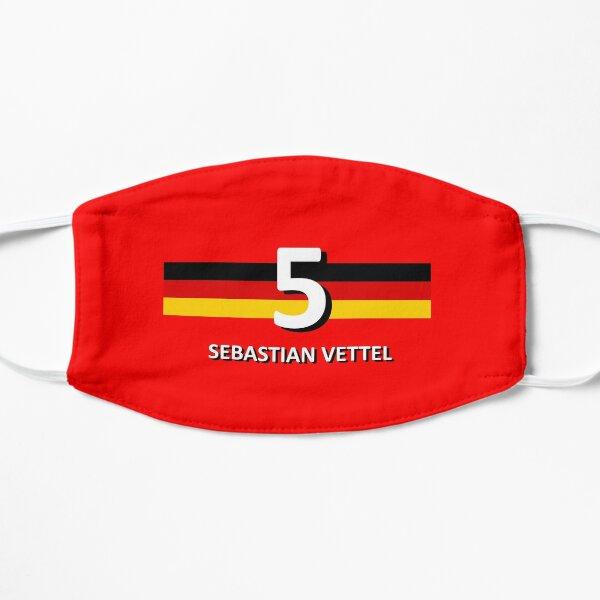 5 Sebastian Vettel Mask