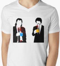 Gourmet Coffee Men's V-Neck T-Shirt