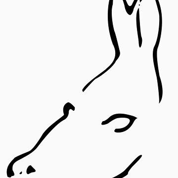 Optical Illusion - Donkey Seal by BFGSM0121