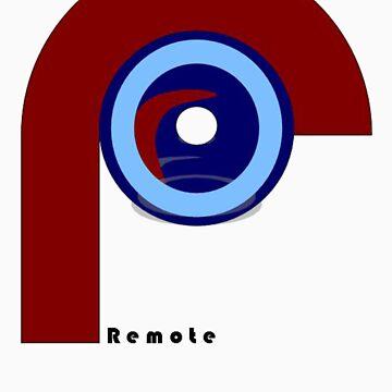 """Remote """"r"""" Logo by RemoteSkate"""