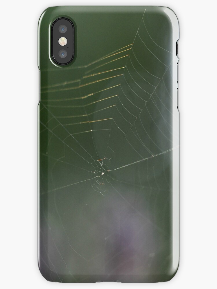String theory~ iPhone case by Jeananne  Martin