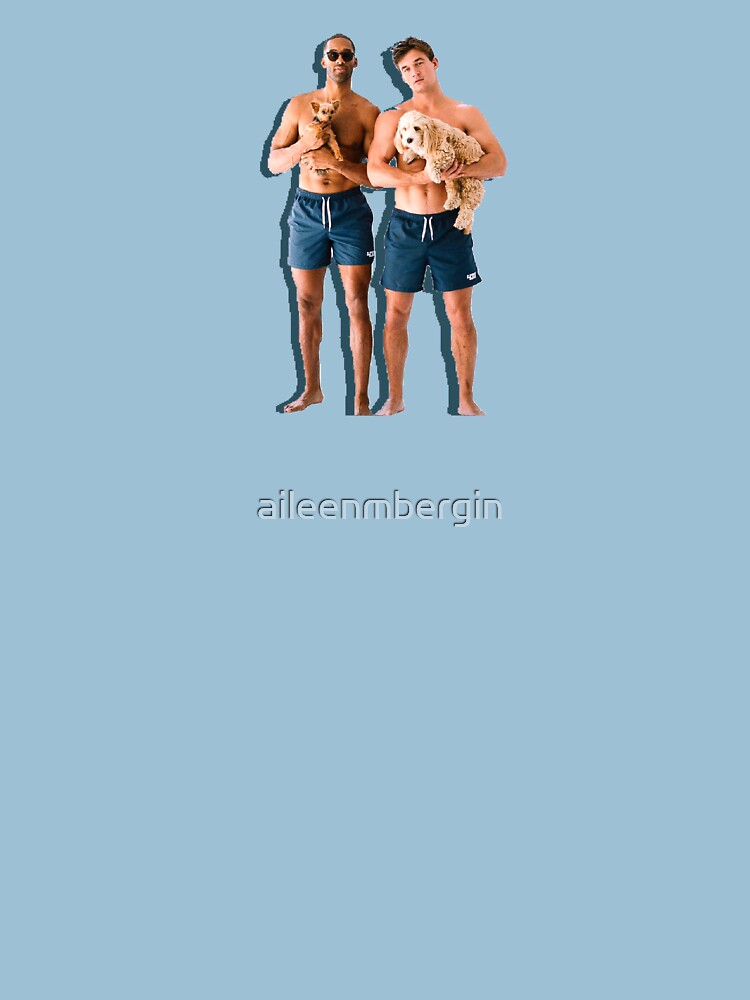 Matt & Tyler by aileenmbergin