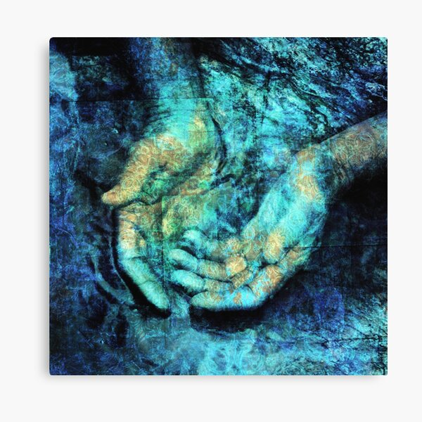 Healing Waters Canvas Print