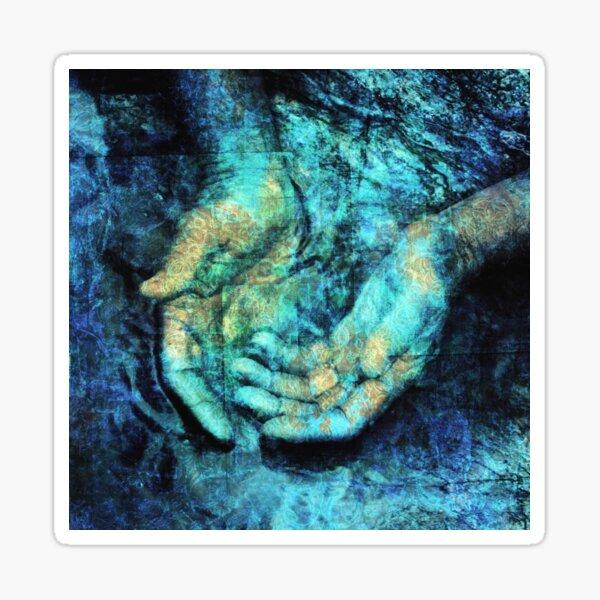 Healing Waters Sticker