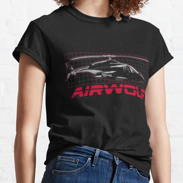 Airwolf Classic T-Shirt