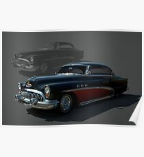 1953 Buick Low Rider Poster