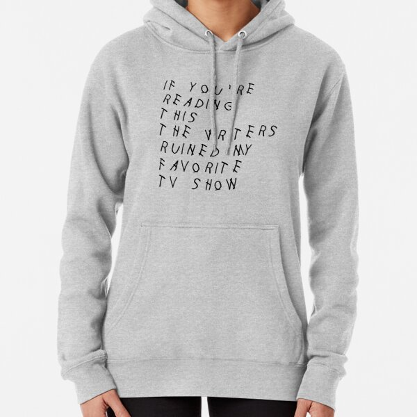 It's a DAMN Shame Pullover Hoodie