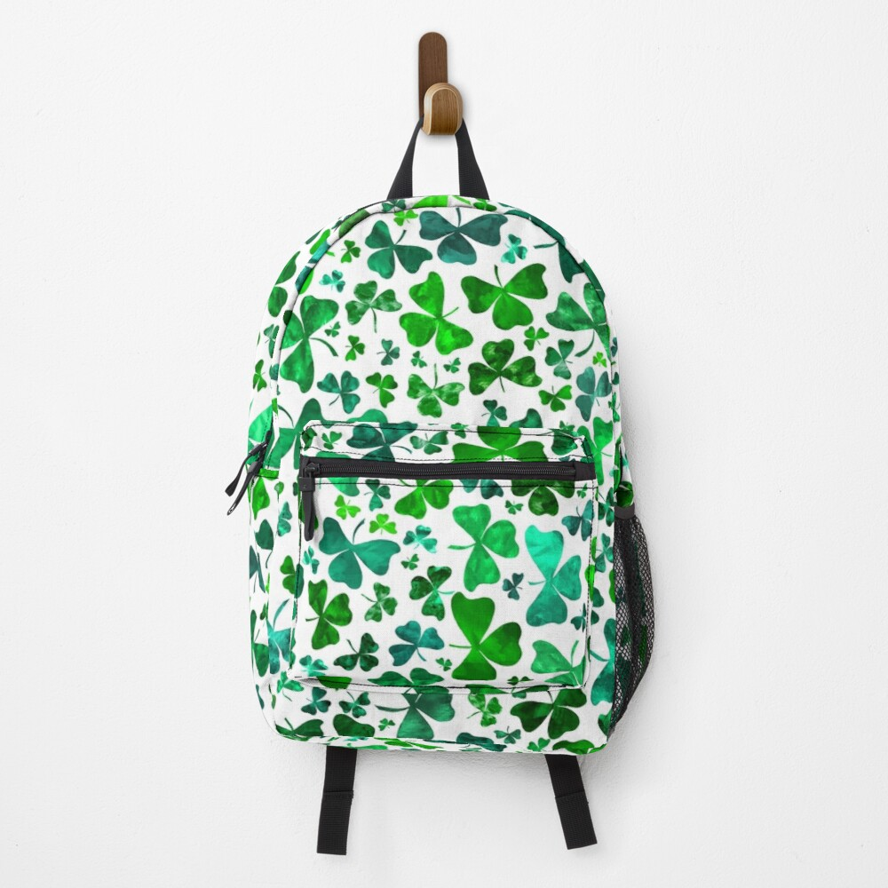 Shamrocks Backpack