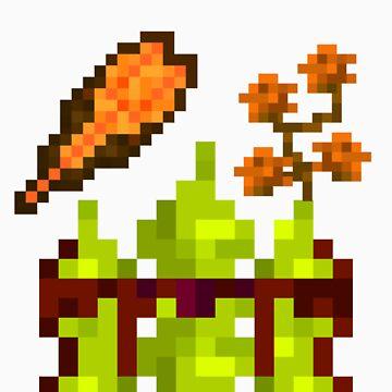 DivineRPG: Arcana Plants by DivineRPG