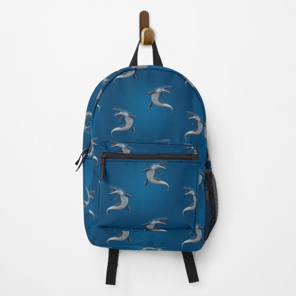 Mosasaurus Backpack