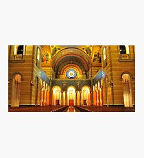 Church Cathedral Photographic Print