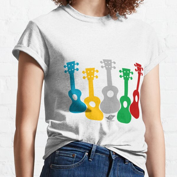 Just Ukuleles Classic T-Shirt