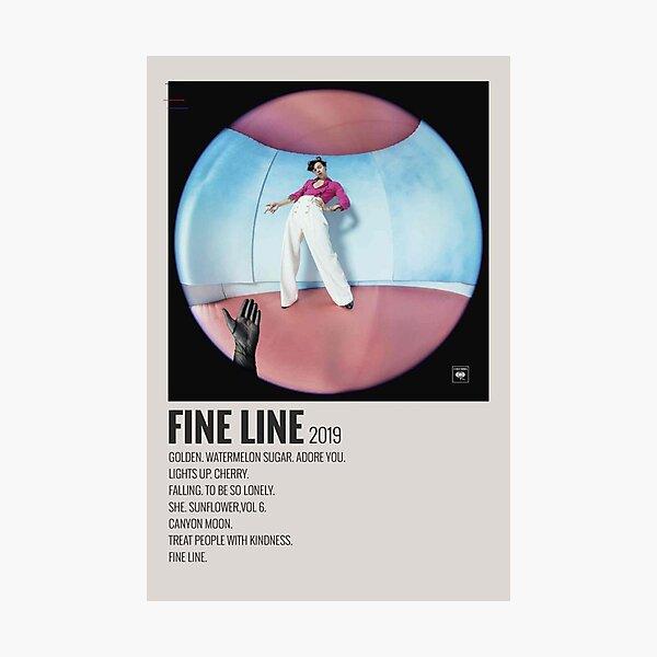 vintage fine line 2019 Photographic Print