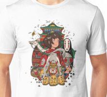 Totoro Ghibli Unisex T-Shirt