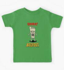 Bigfoot Kids Tee