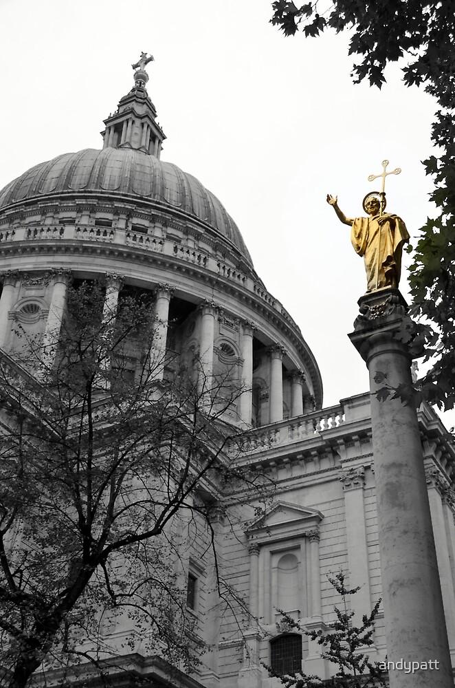 St Pauls London by andypatt