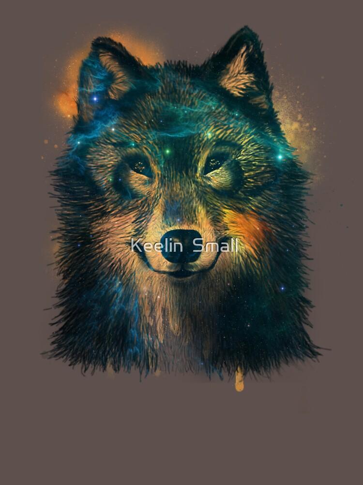 Galaxy Wolf | Unisex T-Shirt