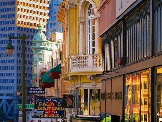 Columbus Street by David Denny