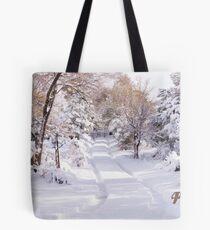 Peaceful Wonderland Tote Bag