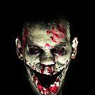 Stitchface self portrait 2 by David Knight
