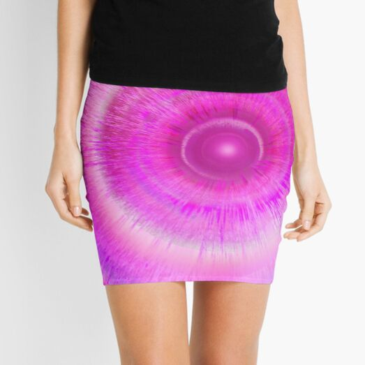 Worlds within Worlds Mini Skirt