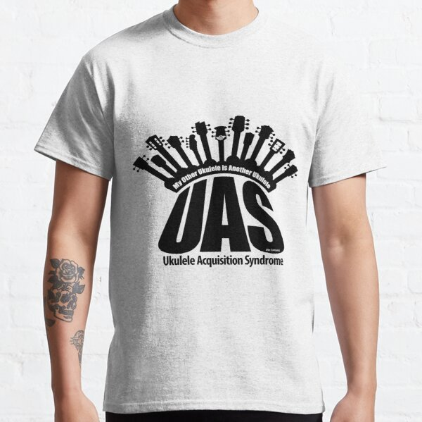UAS Ukuelele Acquisition Syndrome Classic T-Shirt
