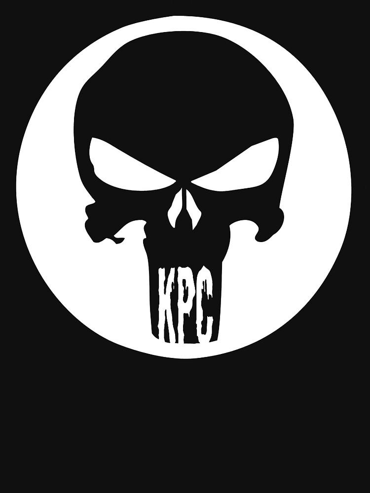 KPC Punishment 1 White Circle by Rayzilla79