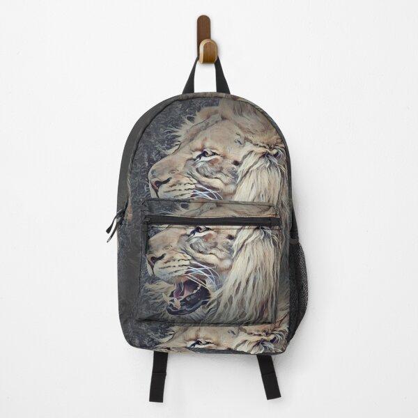 Fierce Lion Backpack