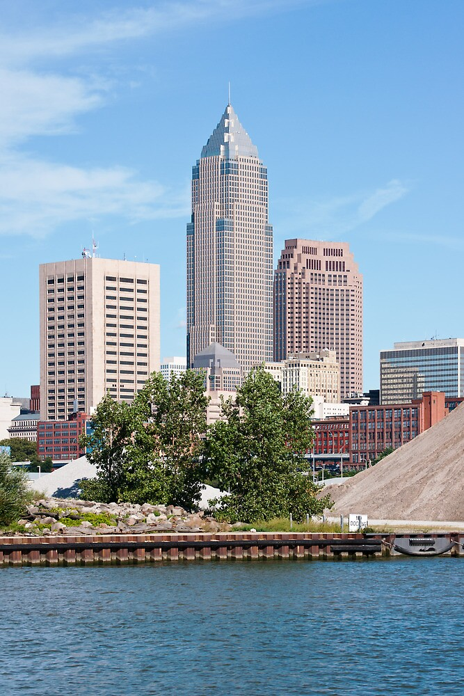 Cleveland's Tallest Building by StonePhotos