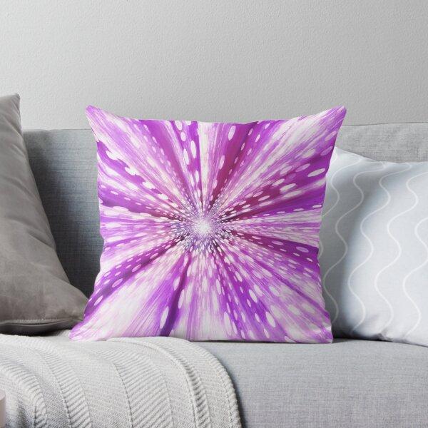 Enthusiastic Shine Throw Pillow