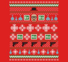 Heisenberg Holiday Sweater + Card | Unisex T-Shirt