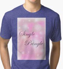 Single Pringle III Tri-blend T-Shirt