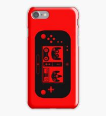Nintendo Controller History iPhone Case/Skin