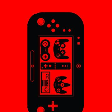 Nintendo Controller History by thedailyrobot