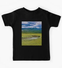 Potter Marsh Alaska Kids Tee