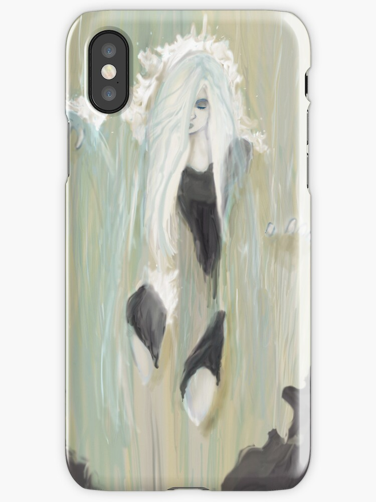 Stepping through Iphone Case by Sophersgreen
