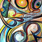 abstract with 38 by Marianna Tankelevich
