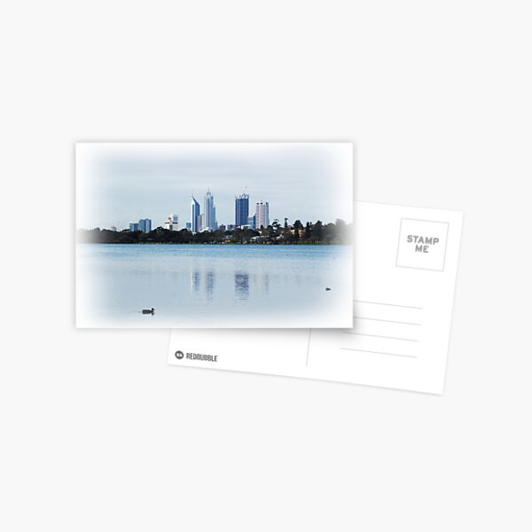 Perth City Postcard