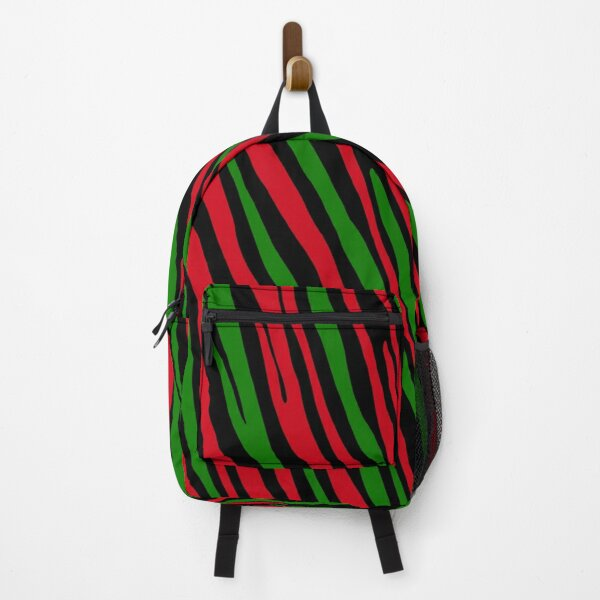 90's Tribe Pattern  Backpack