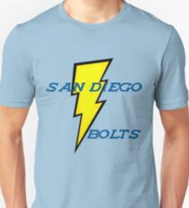 San Diego Bolts T-Shirt