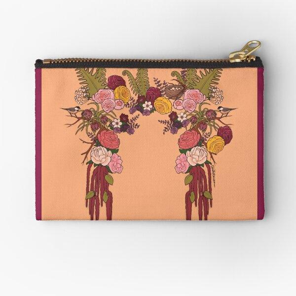 Florist Favorite Zipper Pouch