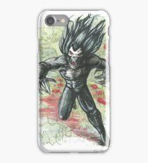 Morbius the Living Vampire iPhone Case/Skin