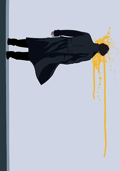 The Reichenbach Hero by maddiesh