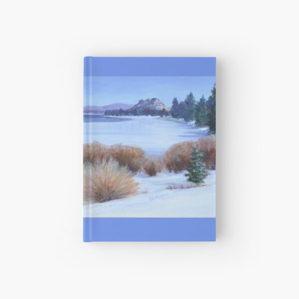 Parvin Lake Thaw Hardcover Journal