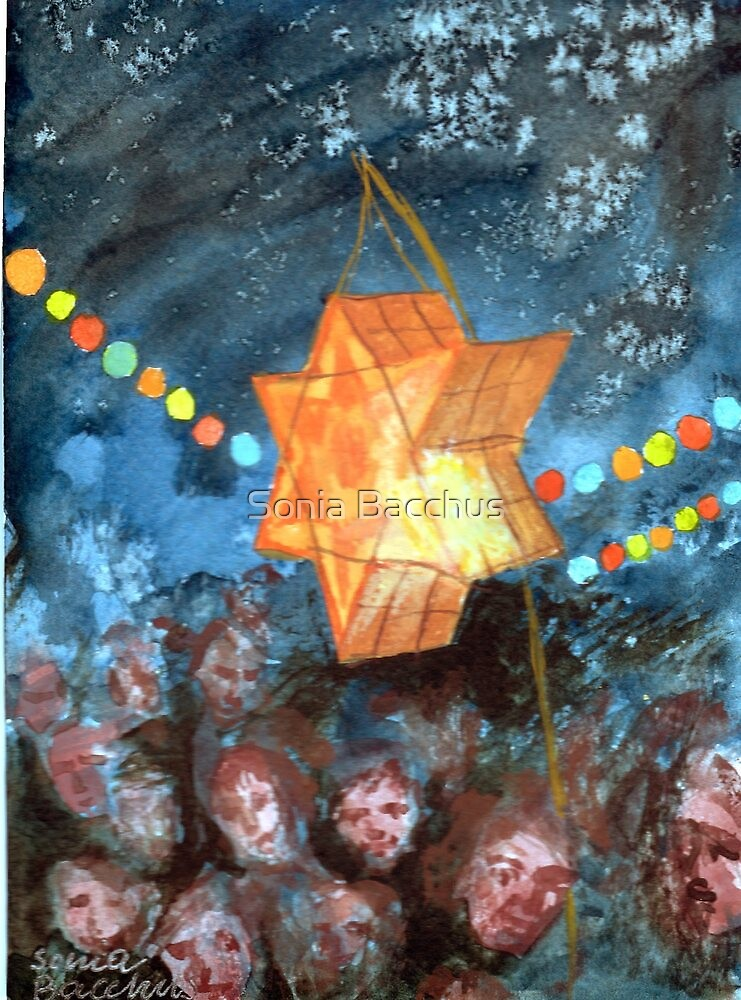 Lantern Celebrations by Sonia Bacchus