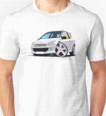 Peugeot 206 GTi Silver Unisex T-Shirt