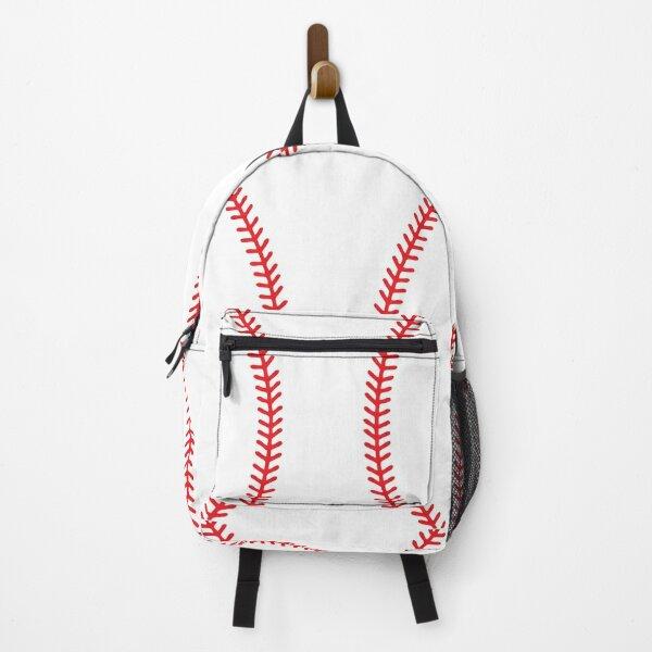 Baseball Stitches Backpack Backpack